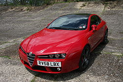 Alfa Romeo Brera 2010 photo - 3