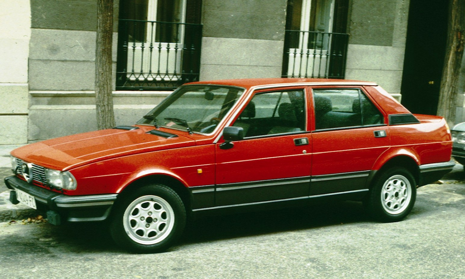 Alfa Romeo Giulietta 1984 photo - 1