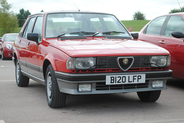 Alfa Romeo Giulietta 1984 photo - 2