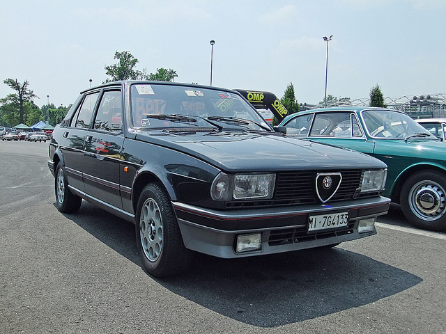 Alfa Romeo Giulietta 1985 photo - 2