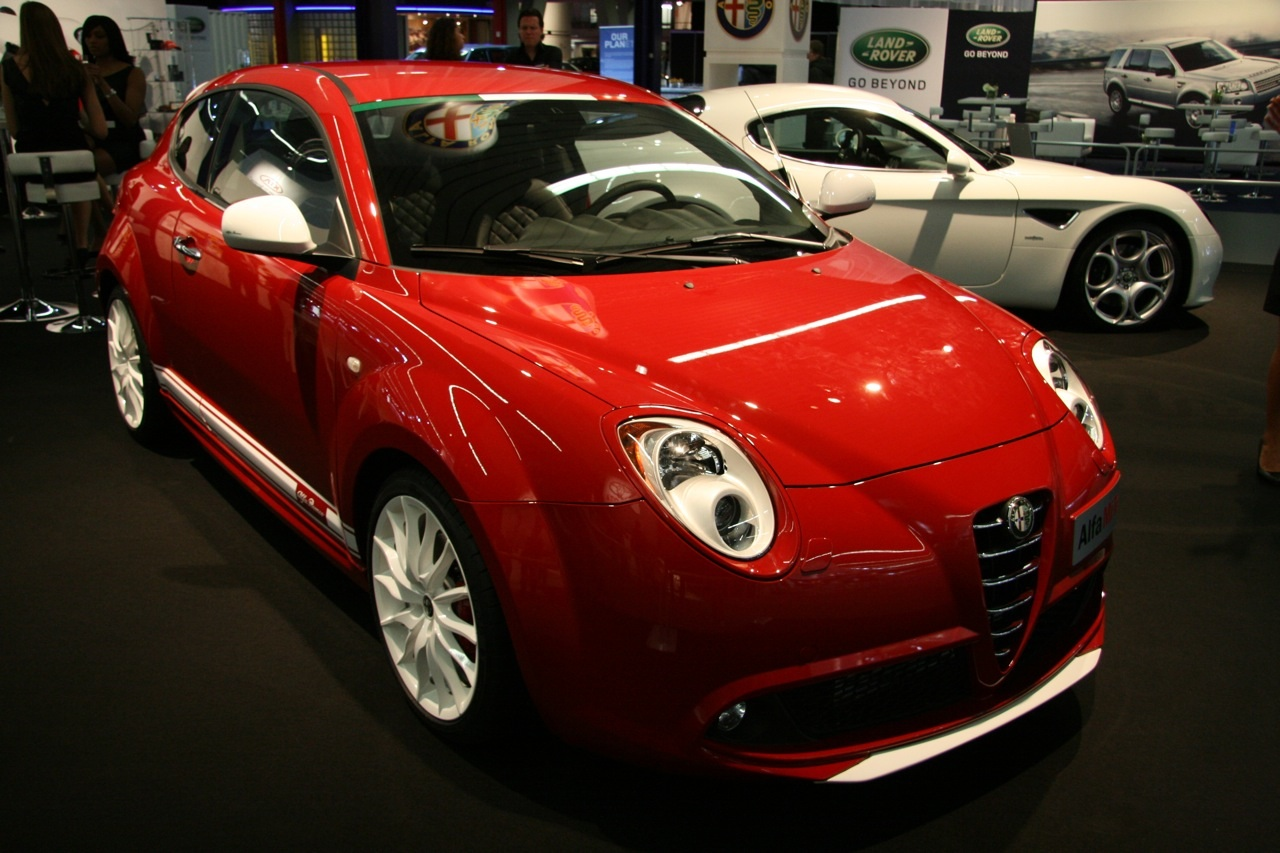 Alfa Romeo Mito 2009 photo - 1