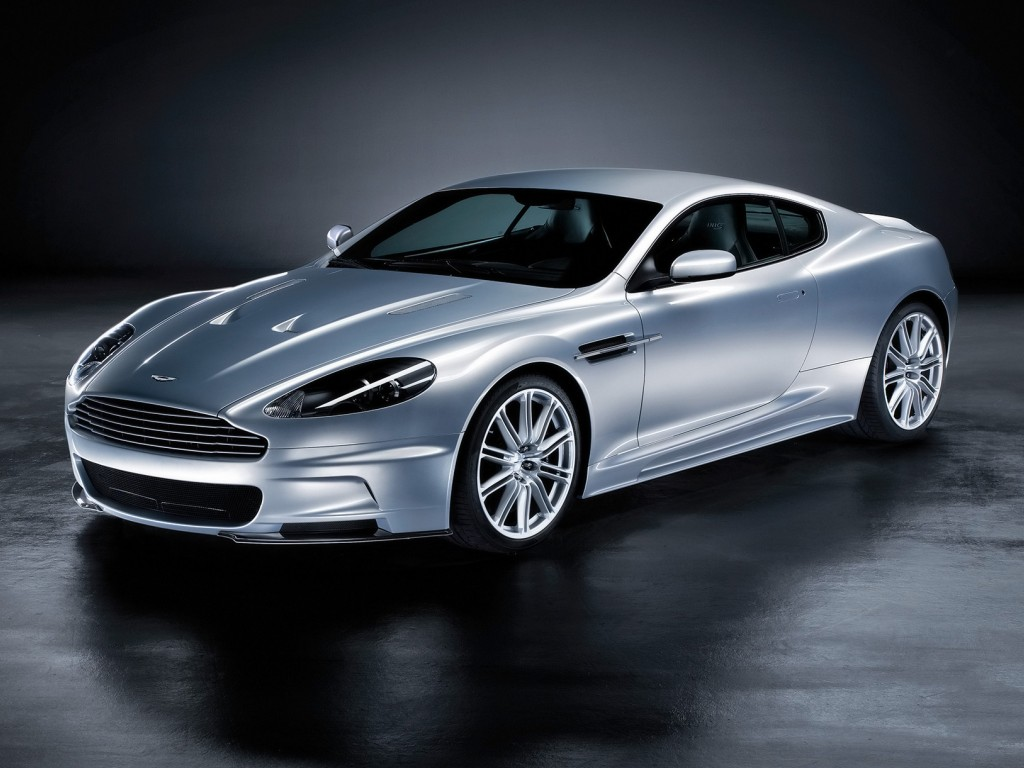 Aston Martin DB9 2012 photo - 1