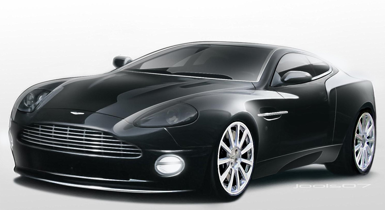 Aston Martin DB9 2012 photo - 3