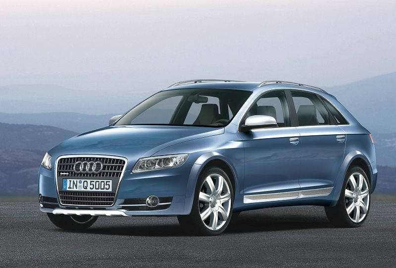 Audi q5 2007 review amazing pictures and images look at the car