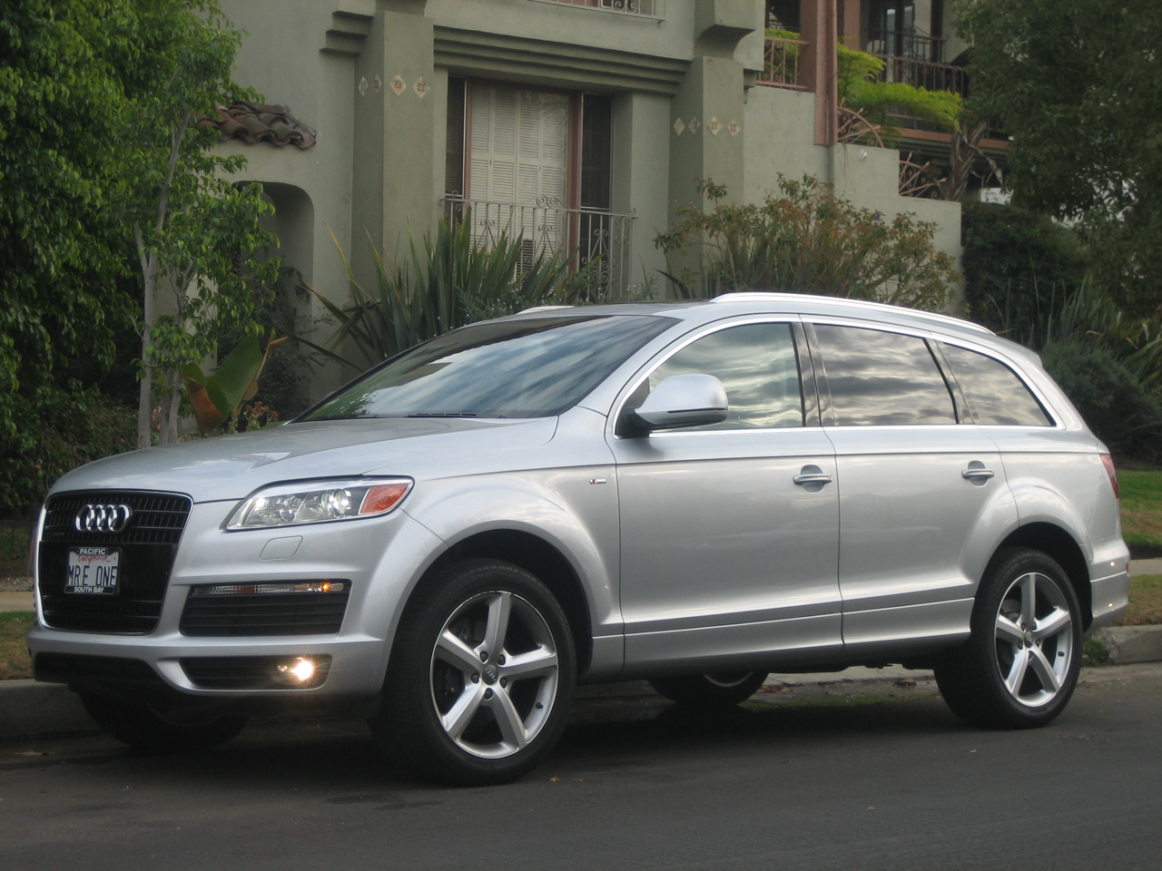 Audi Q5 2007 Review Amazing Pictures And Images Look