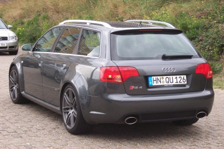 Audi RS Review Amazing Pictures And Images Look At The Car - 2005 audi rs4