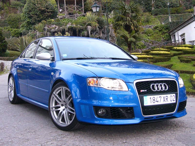 audi rs4 2006 review amazing pictures and images look at the car. Black Bedroom Furniture Sets. Home Design Ideas