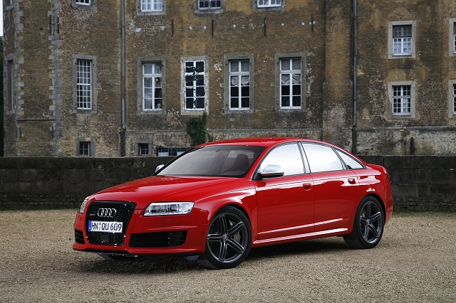 audi rs6 2008 review amazing pictures and images look at the car. Black Bedroom Furniture Sets. Home Design Ideas