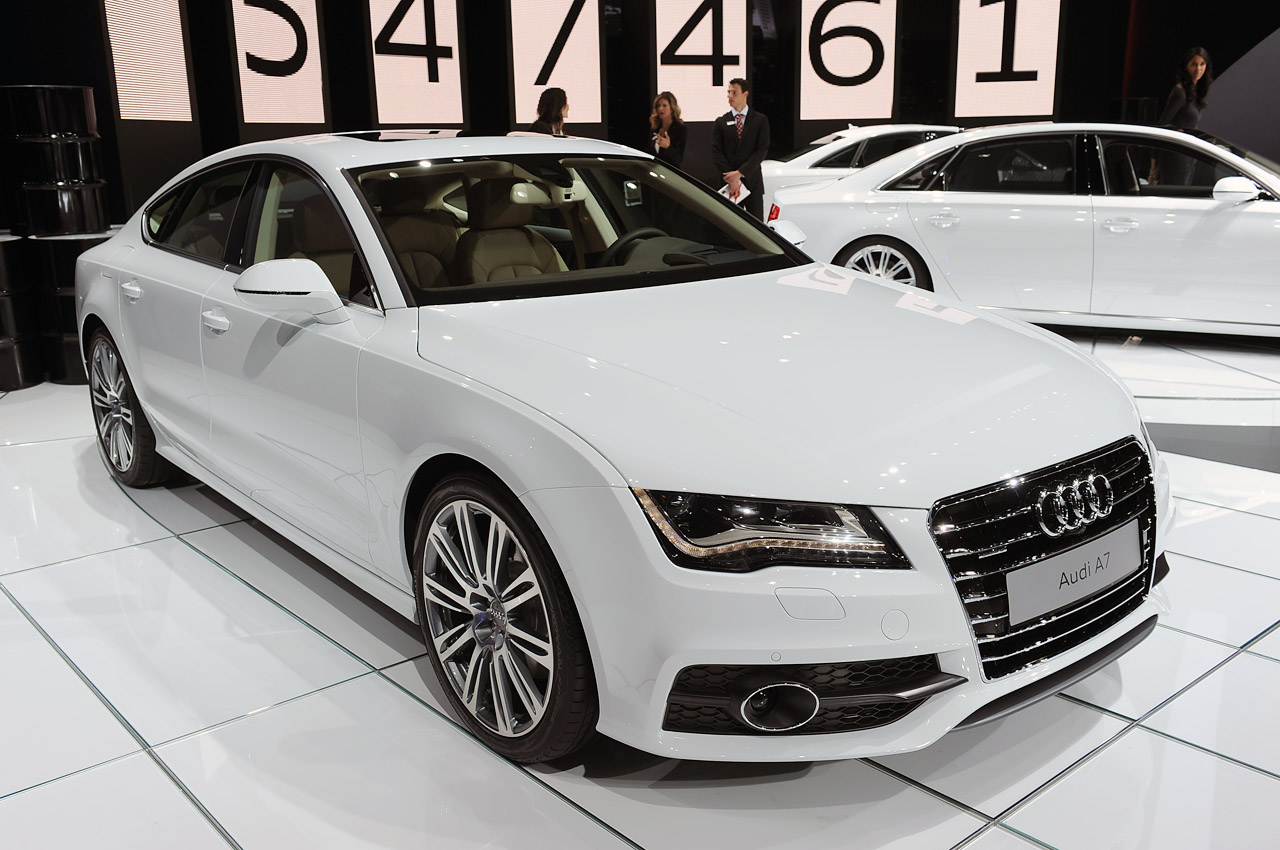 Audi S7 2014 Review Amazing Pictures And Images Look