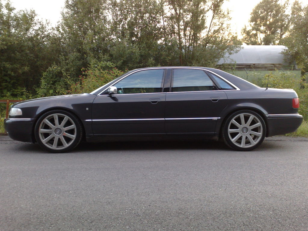 Audi S8 1998 Review Amazing Pictures And Images Look