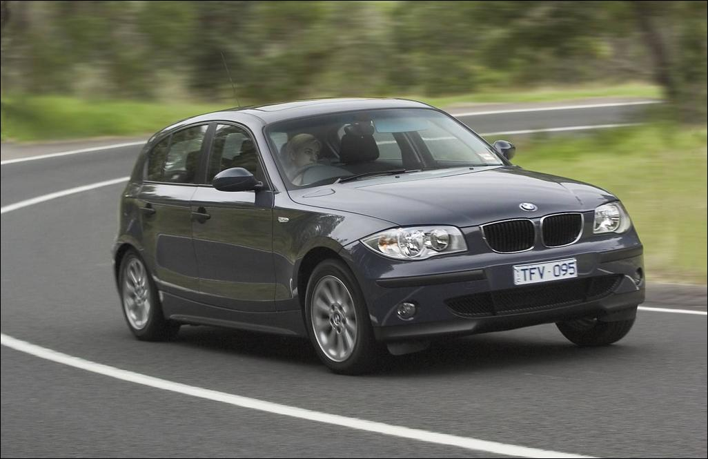 Bmw 116i 2005 Review Amazing Pictures And Images Look At The Car