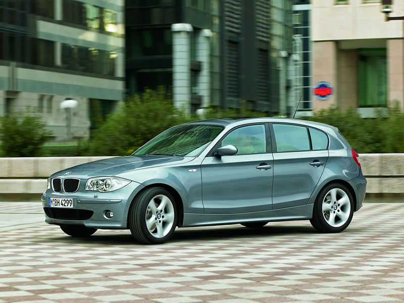 BMW 120i 2005: Review, Amazing Pictures and Images – Look at the car