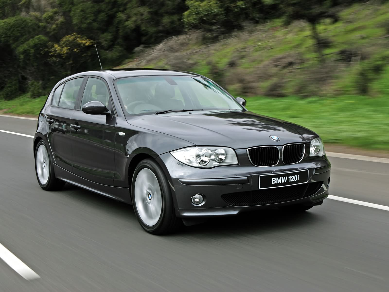 Bmw 120i 2008 Review Amazing Pictures And Images Look
