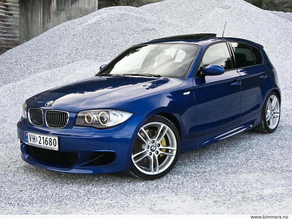 BMW 130i 2008: Review, Amazing Pictures and Images – Look at the car