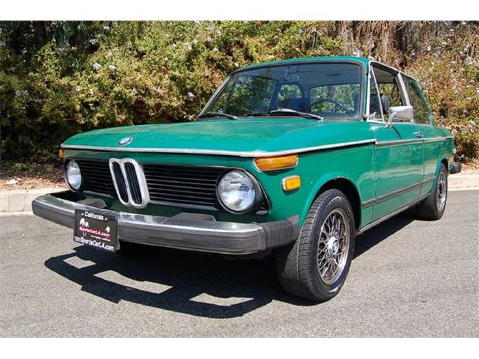 BMW 3-series 1975 photo - 3