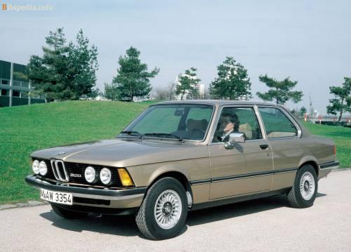 BMW 3-series 1975 photo - 6