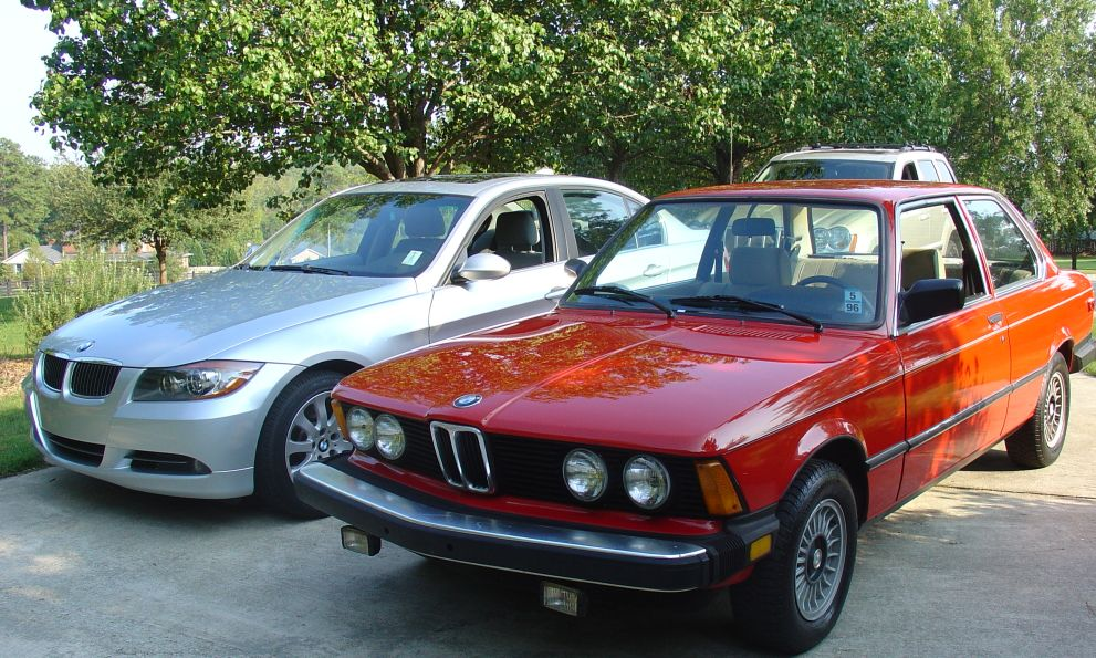 BMW 3-series 1980 photo - 1