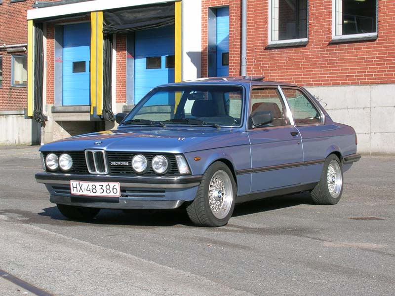 BMW 3-series 1980 photo - 6