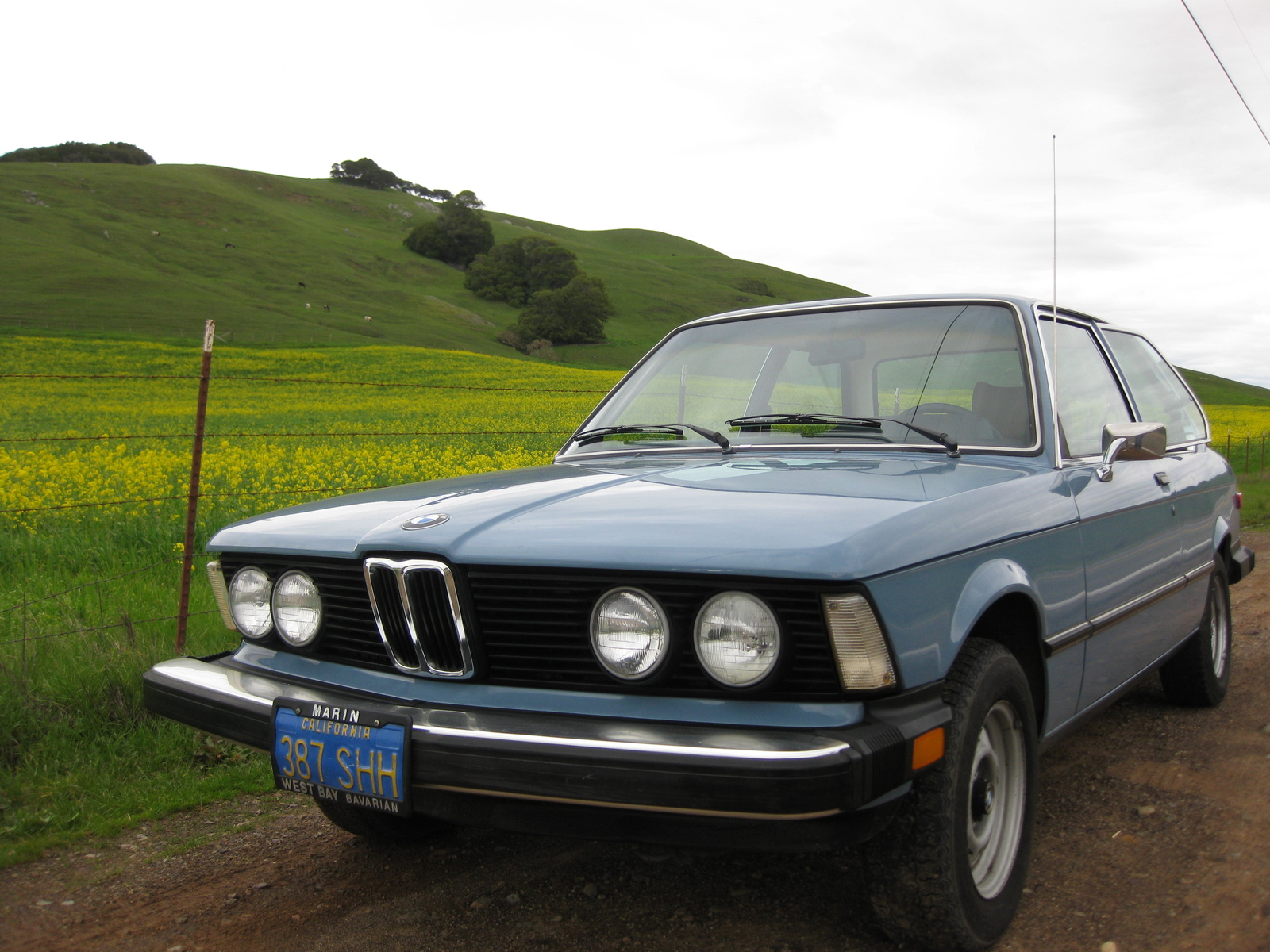 BMW 3-series 1980 photo - 7