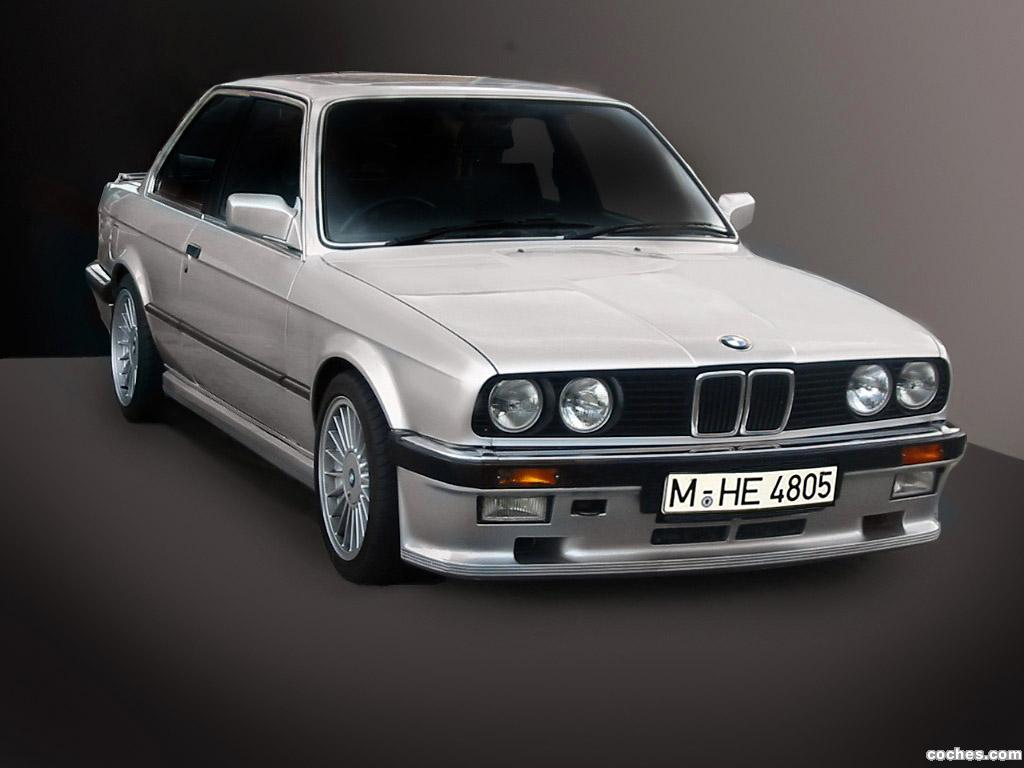 BMW 3-series 1989 photo - 4
