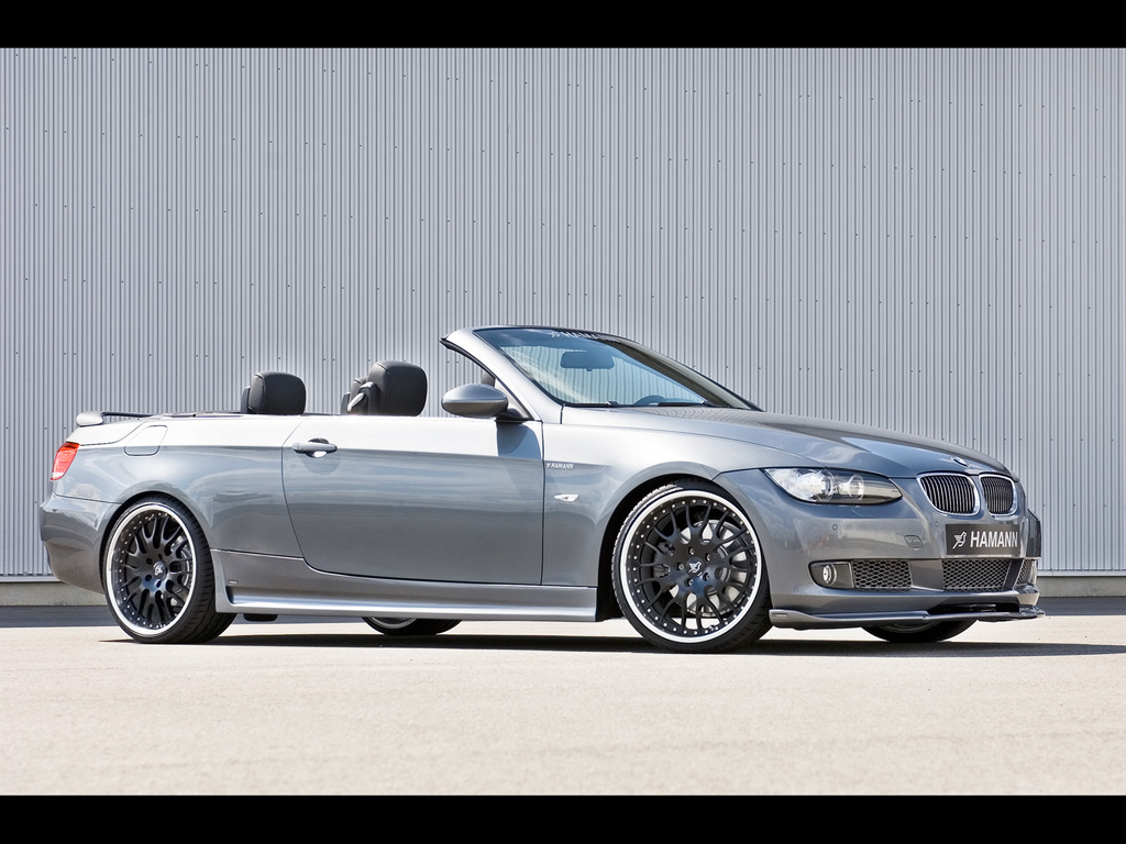 BMW 3-series 2007 photo - 1