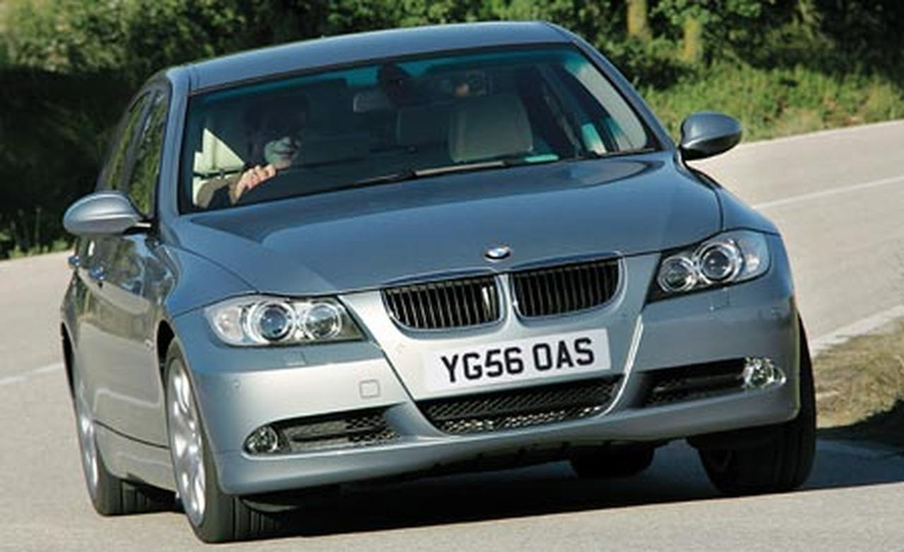 BMW 3-series 2007 photo - 5