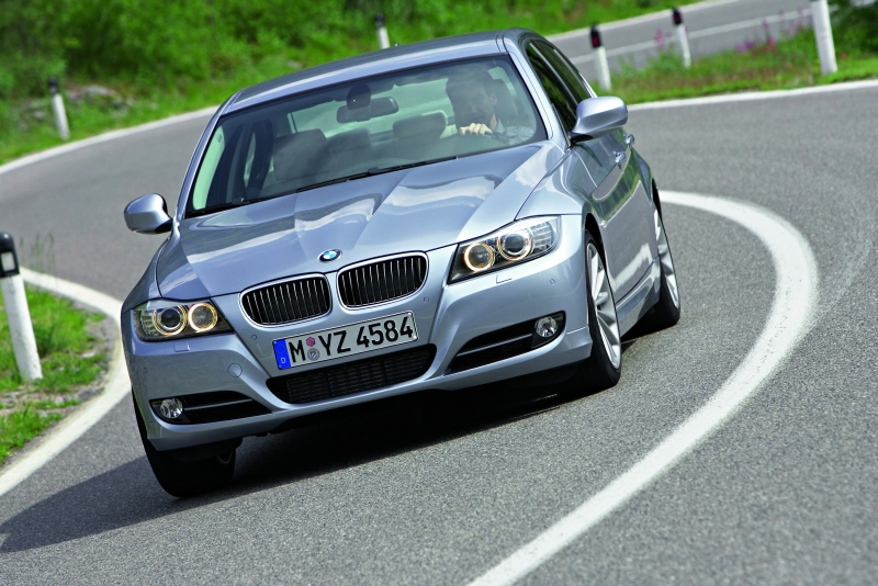 BMW 3-series 2007 photo - 7