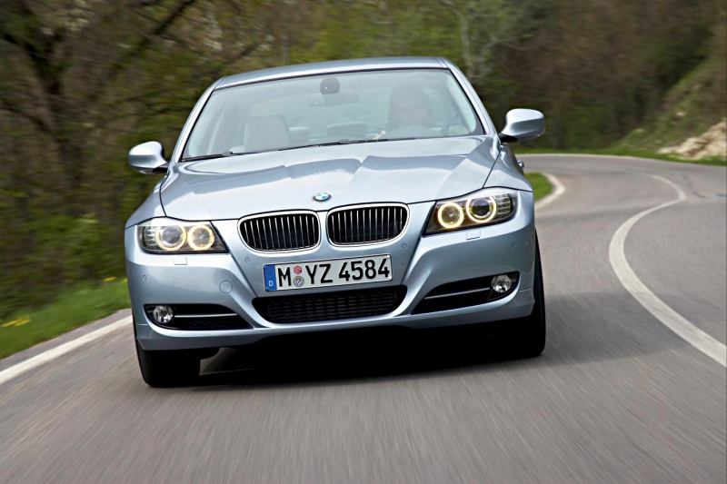 BMW 3-series 2008 photo - 3