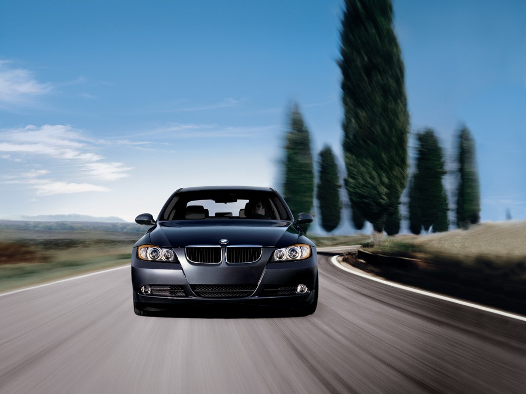 BMW 3-series 2008 photo - 5