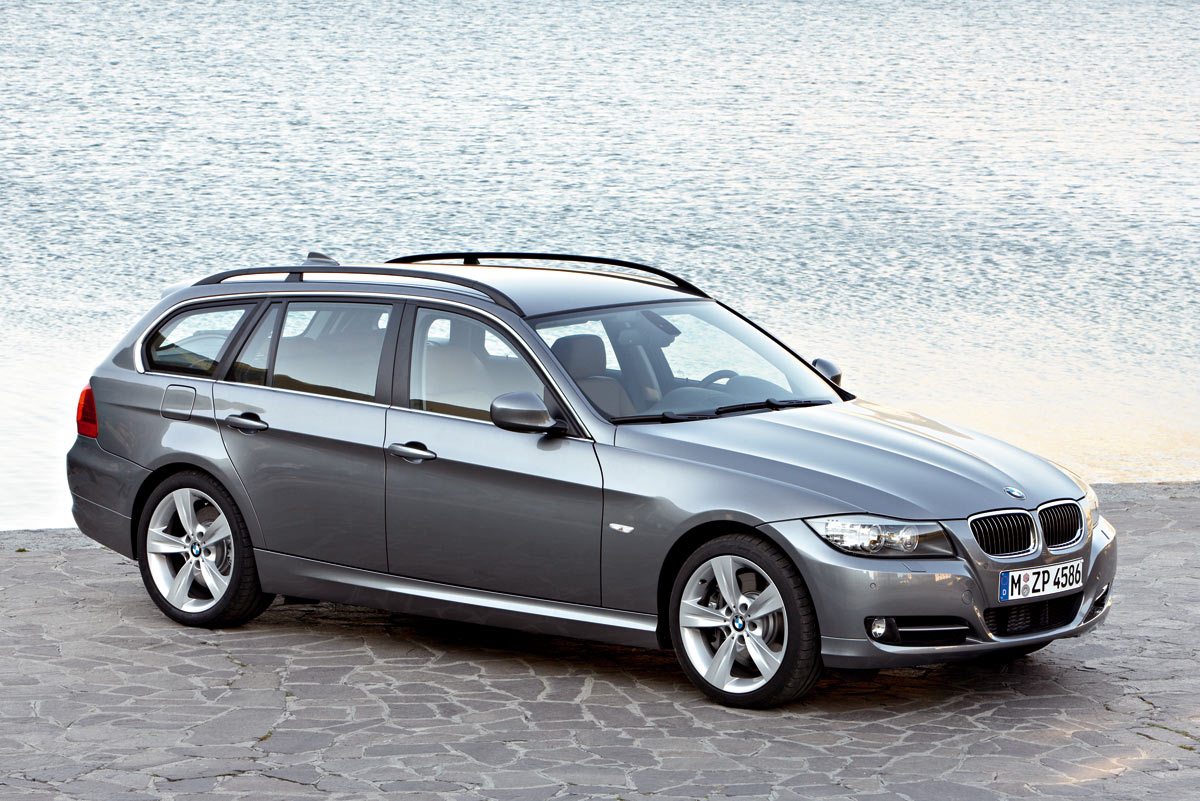 BMW 3-series 2008 photo - 9