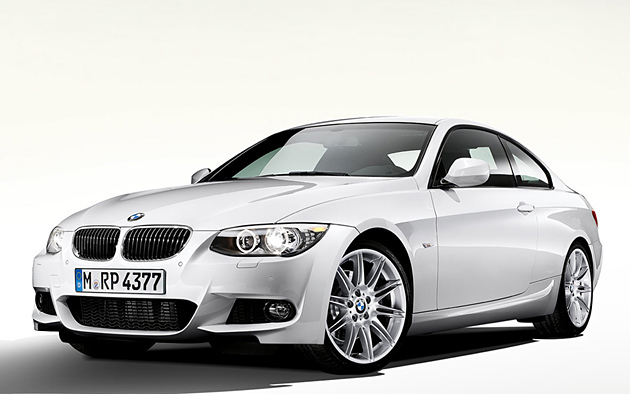 BMW 3-series 2011 photo - 2