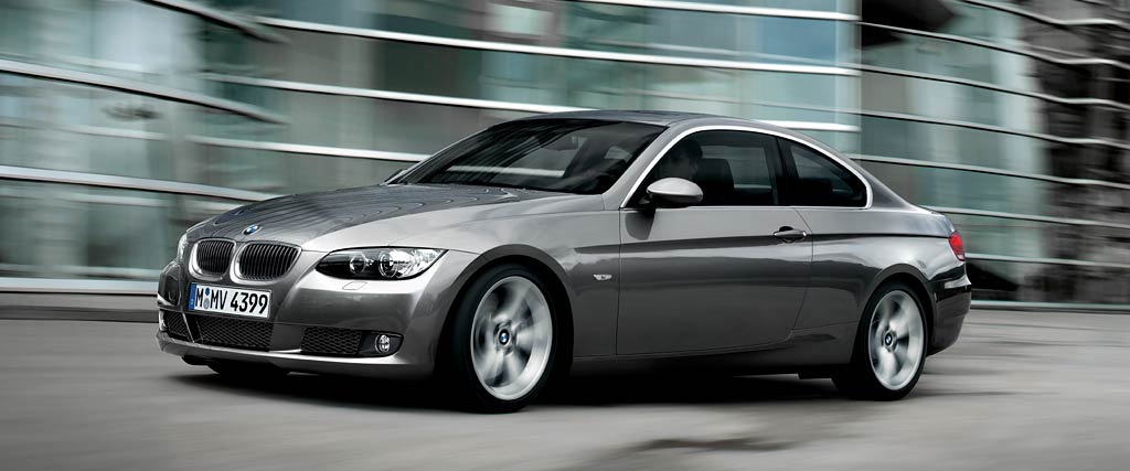 BMW 3-series 2011 photo - 5