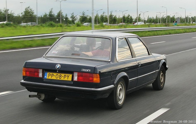 Bmw 316i 1985 Review Amazing Pictures And Images Look At The Car