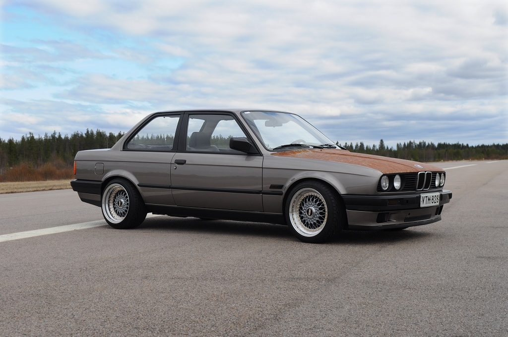 Bmw 316i 1989 Review Amazing Pictures And Images Look