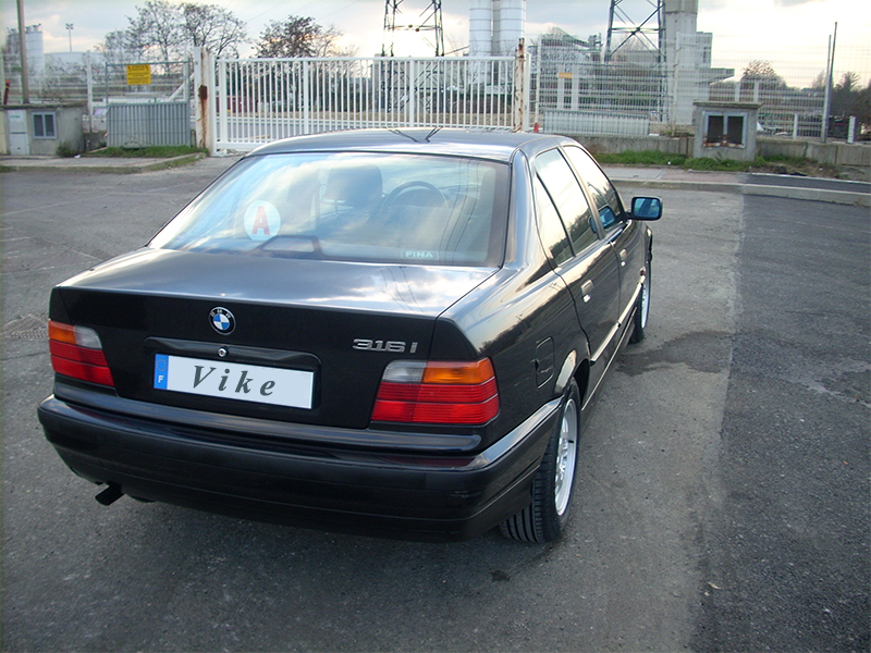 Bmw 316i 1997 Review Amazing Pictures And Images Look At The Car