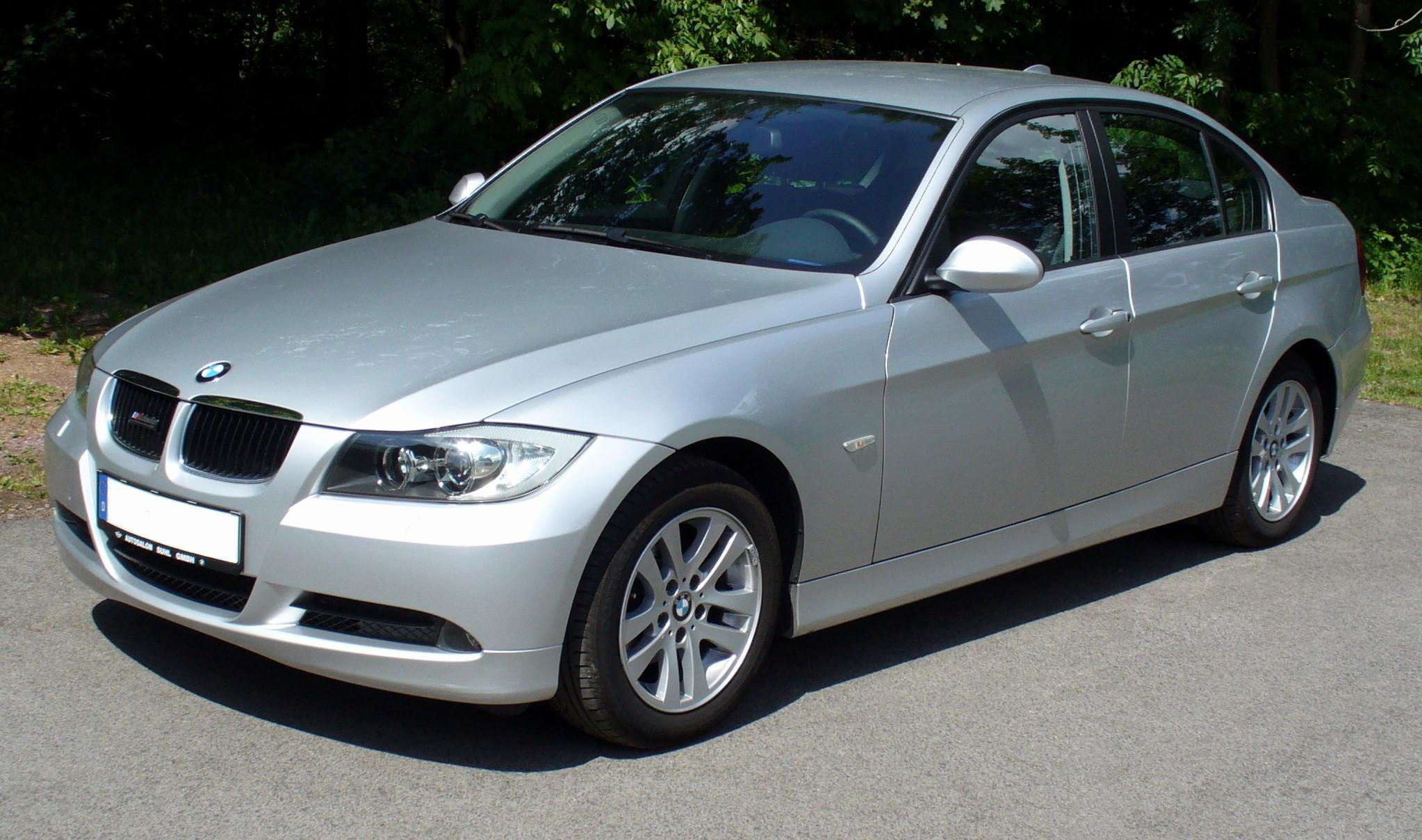 Bmw 316i 2007 Review Amazing Pictures And Images Look