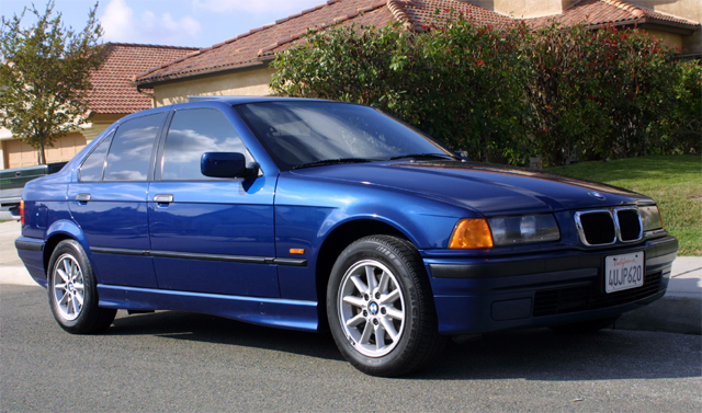 Bmw 318 1996 Review Amazing Pictures And Images Look