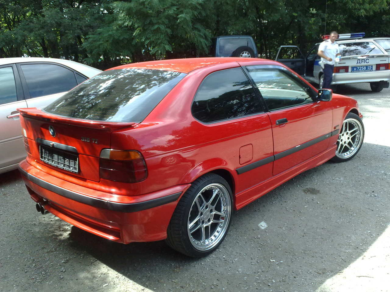 Bmw 318ti 1995 Review Amazing Pictures And Images Look At The Car