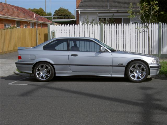 Bmw 318ti 1996 Review Amazing Pictures And Images Look