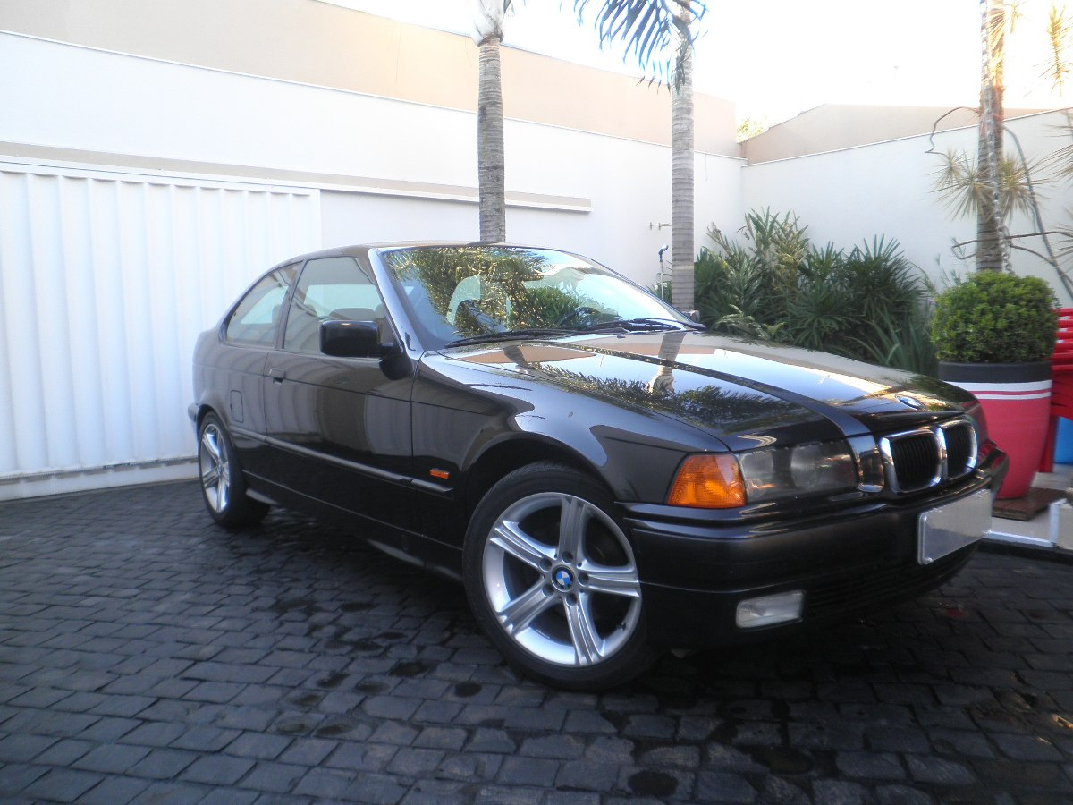 BMW 318Ti 1997 photo - 10