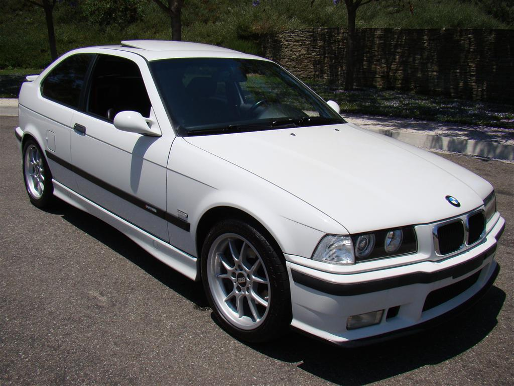 BMW 318Ti 1997 photo - 3