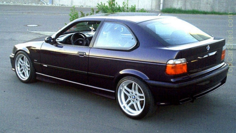 BMW 318Ti 1997 photo - 4