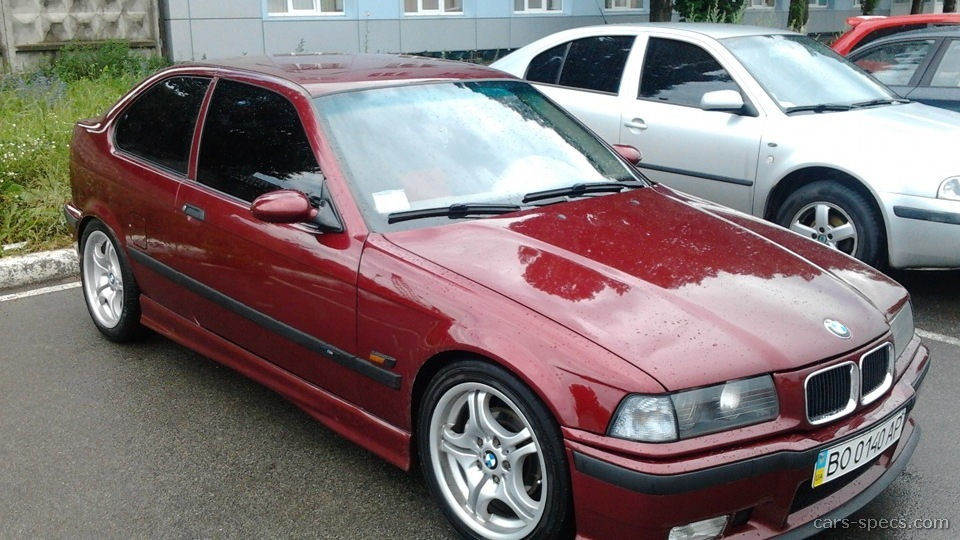 Bmw 318ti 1998 Review Amazing Pictures And Images Look