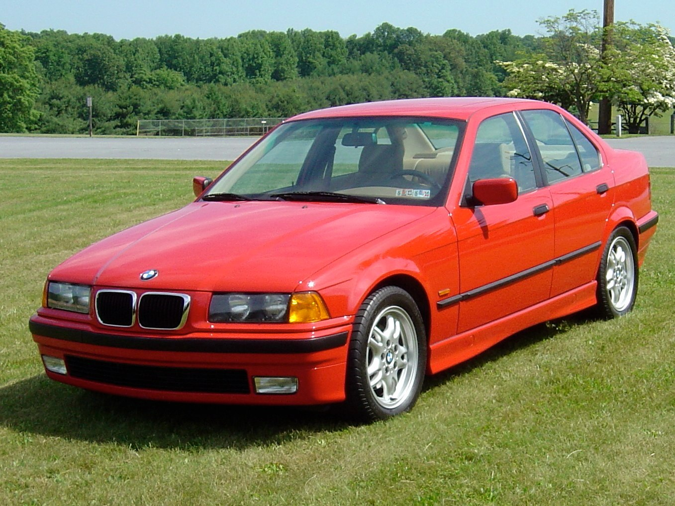 Bmw 318i 1997 Review Amazing Pictures And Images Look At The Car
