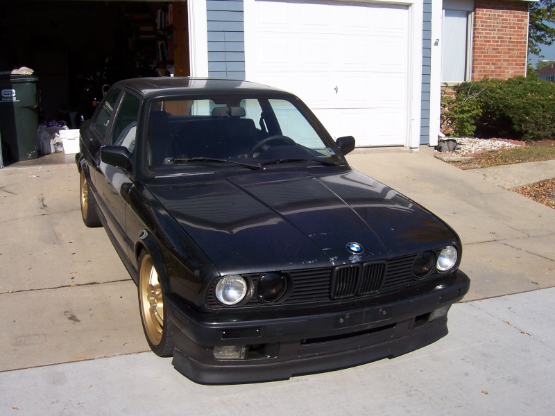 BMW 318iS 1991 photo - 3