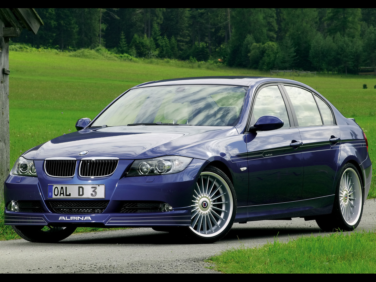 Bmw 320 Alpina Review Amazing Pictures And Images Look