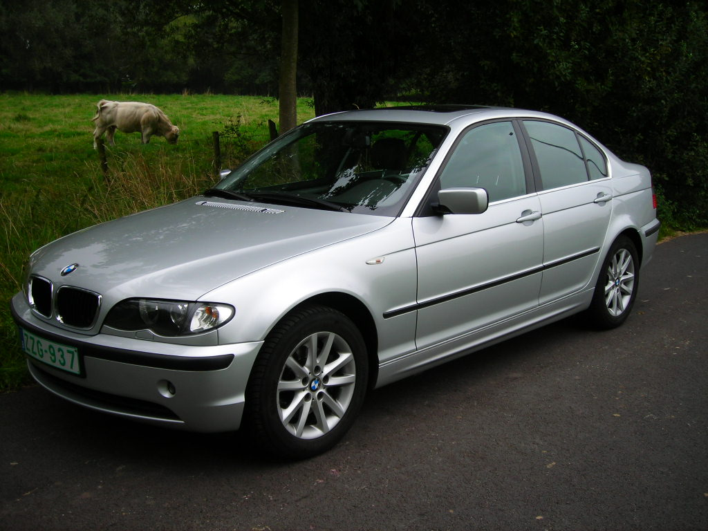 Bmw 320d 2003 Review Amazing Pictures And Images Look At The Car