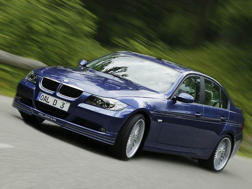 BMW 320d Alpina photo - 2