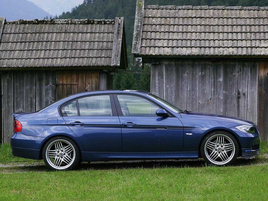 BMW 320d Alpina photo - 9