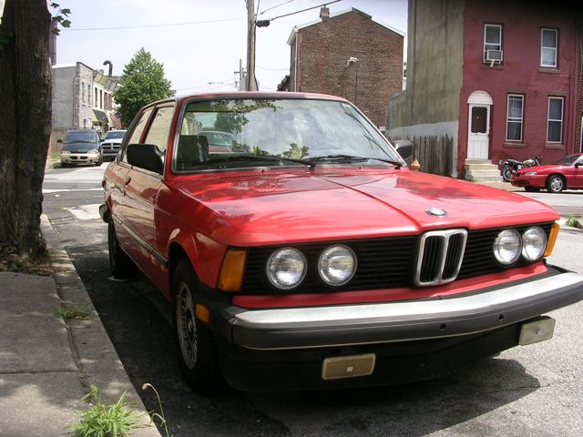 Bmw 320i 1980 Review Amazing Pictures And Images Look